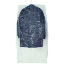 Plastic kledinghoezen per stuk