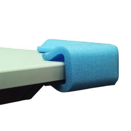 U-profiel hoekstuk van schuim (per stuk)