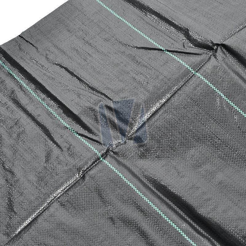 anti worteldoek 5 x 2m of 10 x 2m. Black Bedroom Furniture Sets. Home Design Ideas