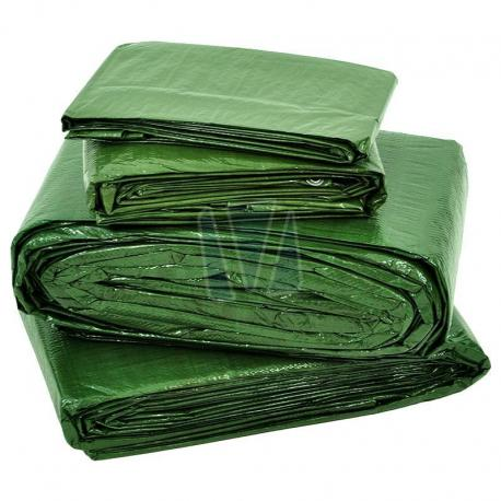 Afdekzeil groen zwaar (250gr/m²)