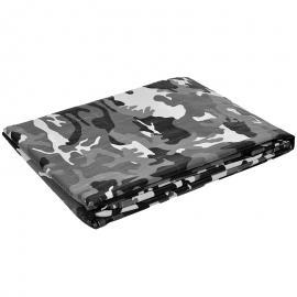 Afdekzeil camouflage grijs (100gr/m²)