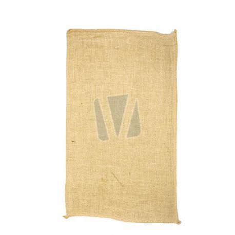 Jute zakken zonder sluitkoord 60 x 100 cm (per stuk)
