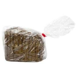 Plastic zakken met zijvouw tot 40 cm breed (per 100 stuks)
