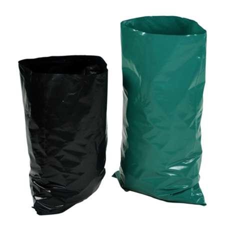 Plastic puinzakken (per 10 stuks)