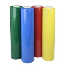 Wikkelfolie gekleurd (per doos)