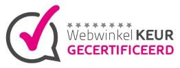 Vendrig-Packaging BV is gecertificeerd door WebwinkelKeur